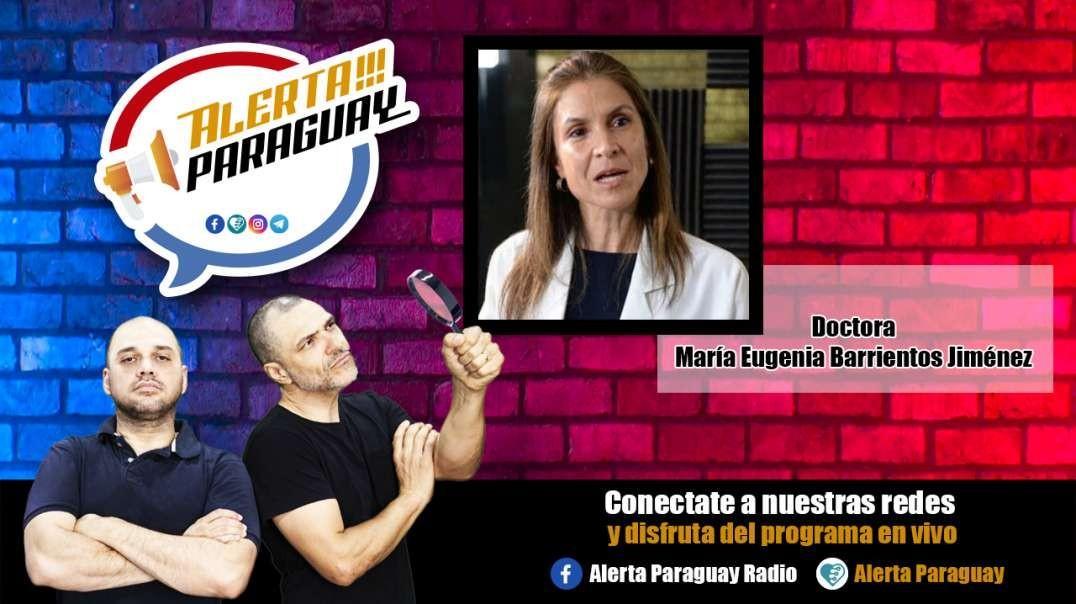 Entrevista con la Dra. María Eugenia Barrientos Jiménez.
