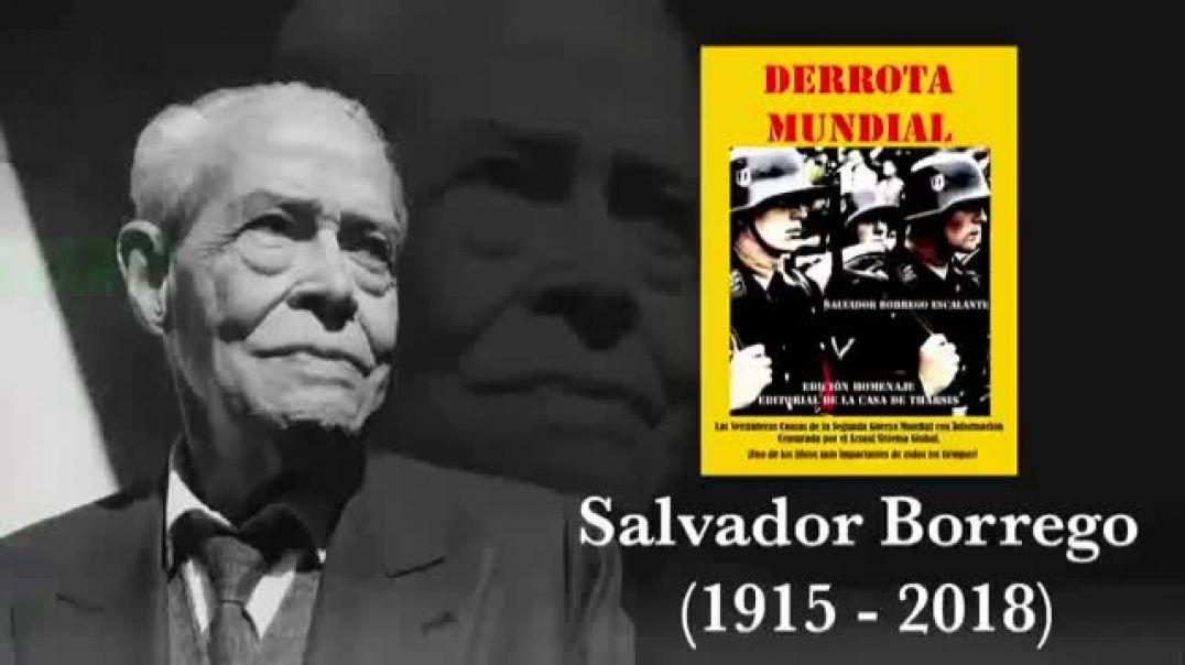 El Trono del Oro - Derrota Mundial - Salvador Borrego.