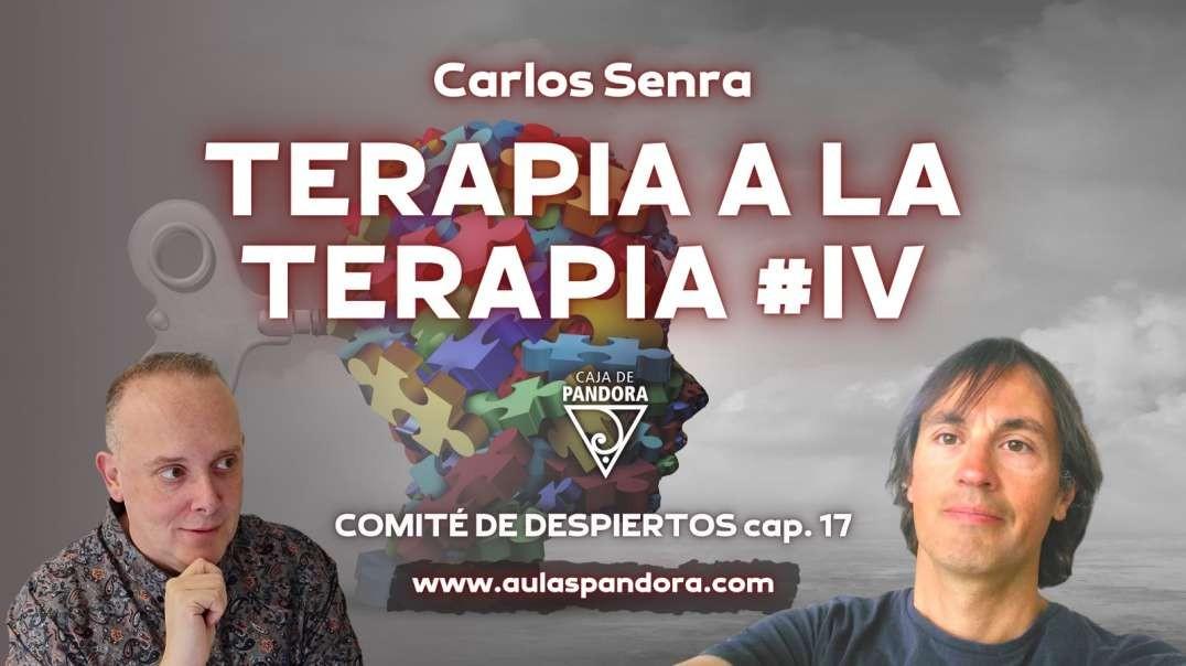 TERAPIA A LA TERAPIA IV con Carlos Senra