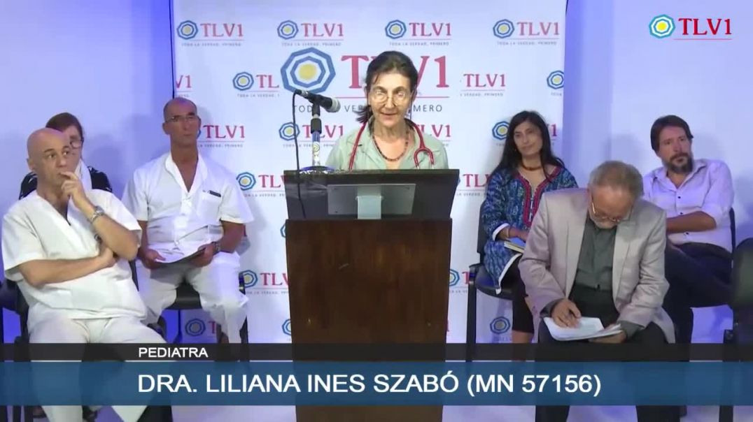 Dra Liliana  Szabo...Pediatra argentina