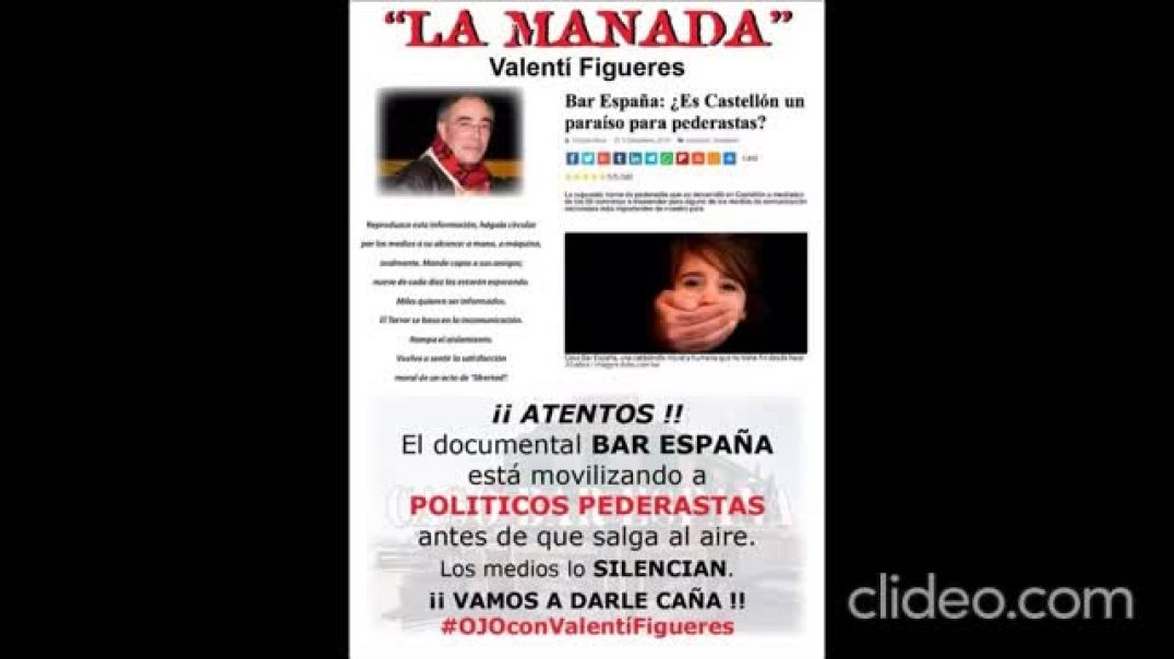 Bar España la manada silenciada por los medios