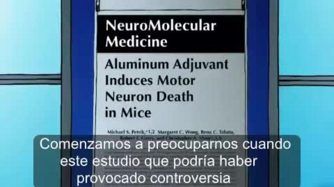 Aluminio en las vacunas.