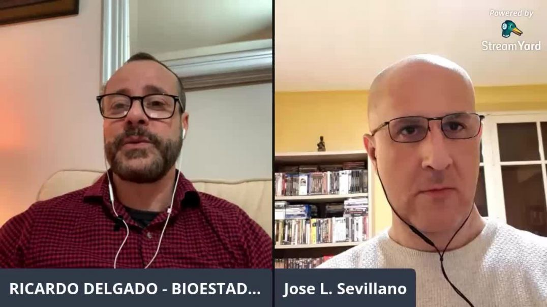 AFECTACIÓN DE CAMPOS ELECTROMAGNÉTICOS A LA BIOLOGÍA | DR. JOSÉ LUIS SEVILLANO