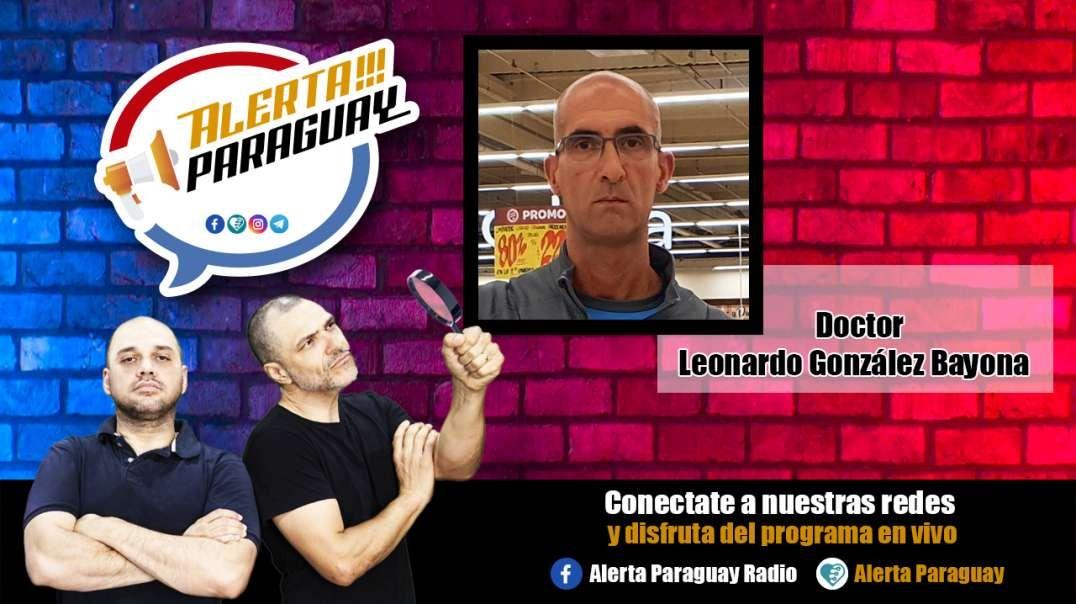 Entrevista con el Dr Leonardo González Bayona