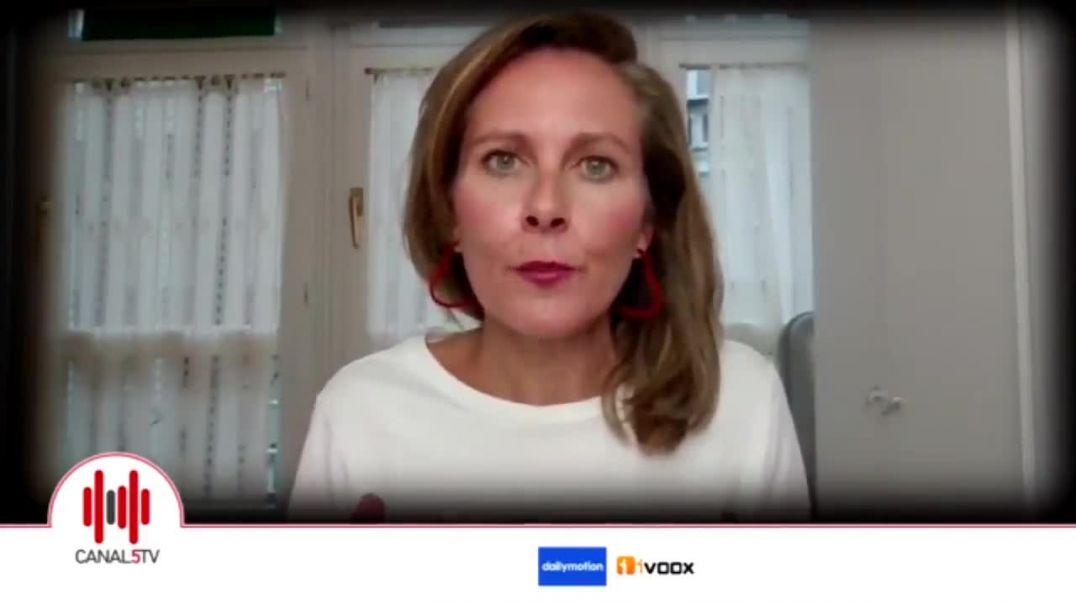 Entrevista a Cristina Martín Jiménez en Canal 5 TV. 22-04-2021