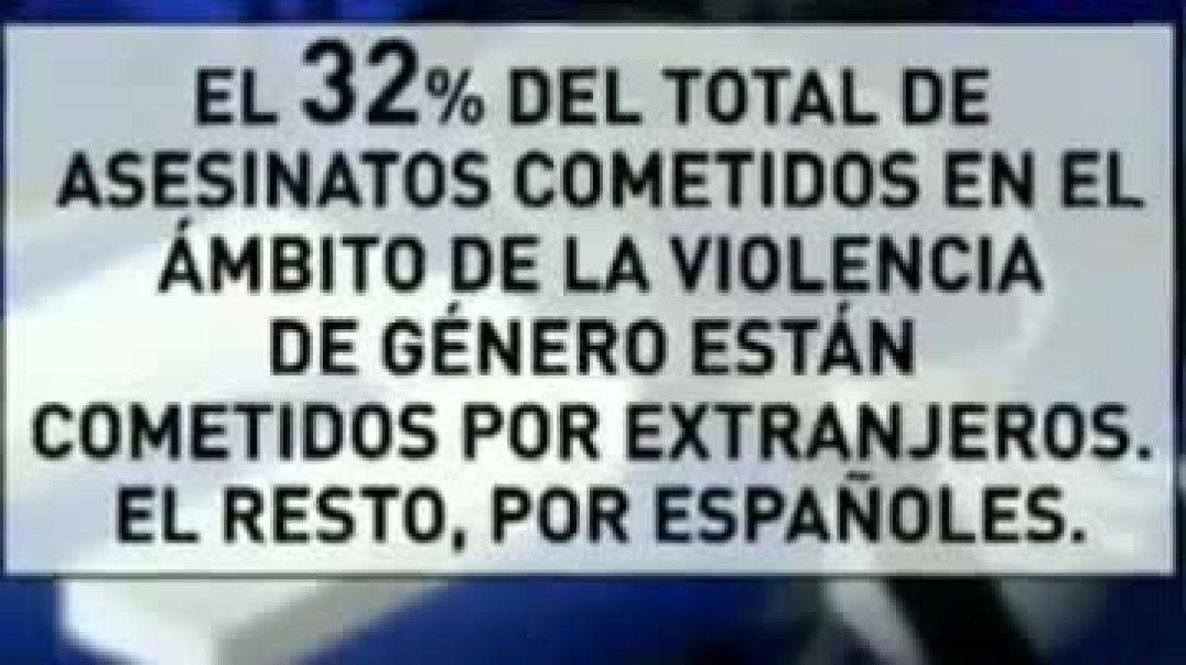 Datos de criminalidad en España - Hijas de Europa.