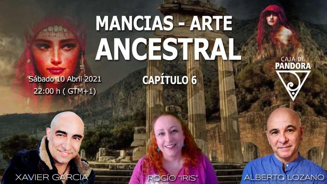 MANCIAS - ARTE ANCESTRAL (CAP 6)