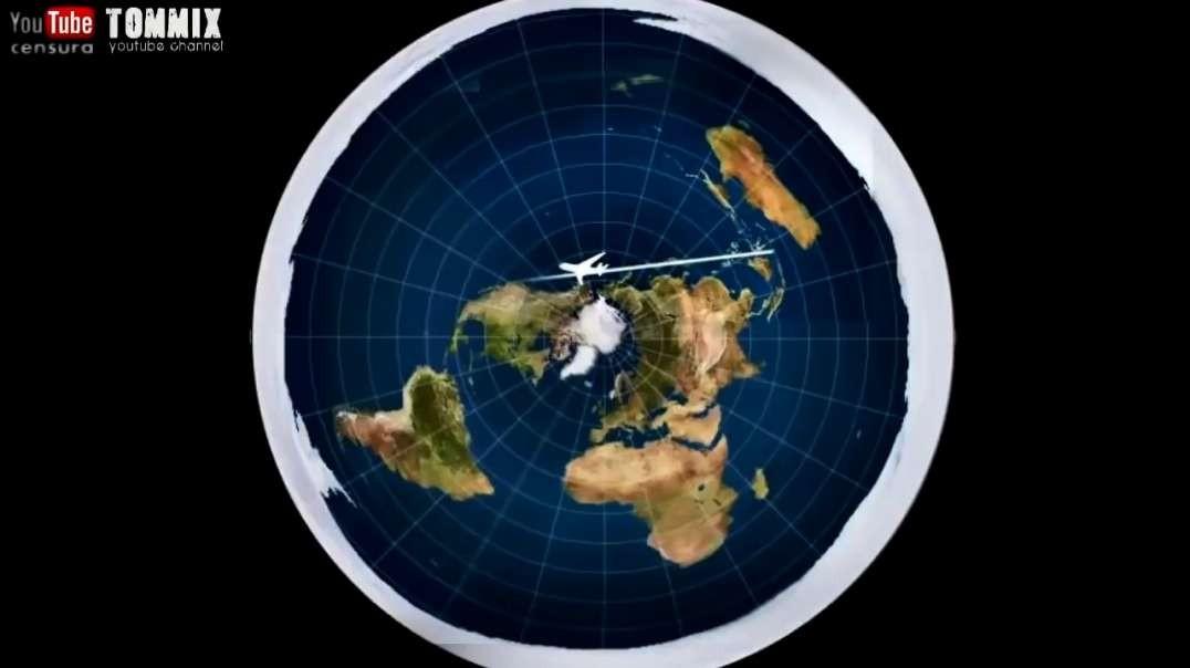 No teman descubrir más verdades... El mejor Documental que explica la forma de la Tierra