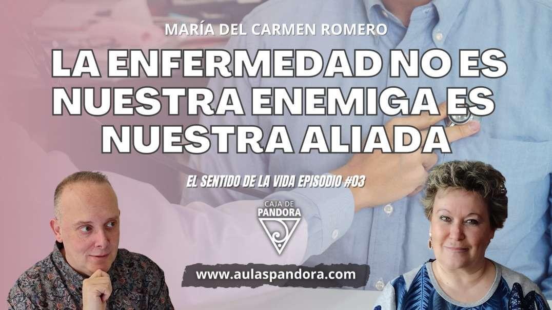LA ENFERMEDAD NO ES NUESTRA ENEMIGA ES NUESTRA ALIADA