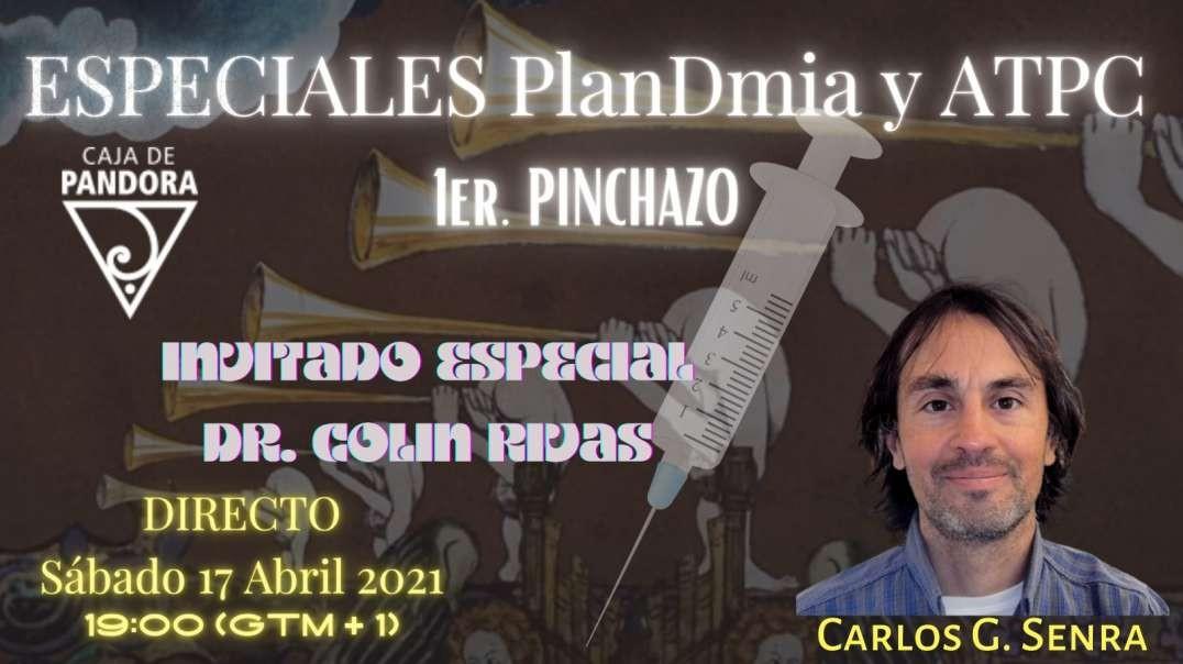 ESPECIALES PlanDmia y ATPC, con Carlos Senra/INVITADO ESPECIAL Dr. Colin Rivas