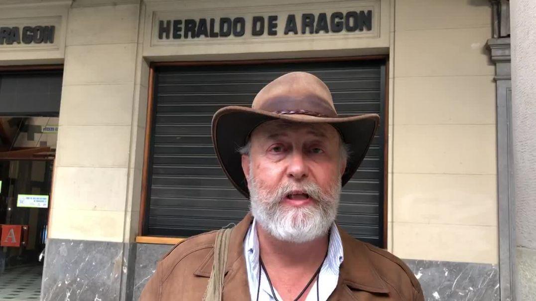 BIÓLOGO FERNANDO LÓPEZ MIRONES DENUNCIA COACCIÓN DE LOS MEDIOS A DIPUTADOS PARA QUE CALLEN