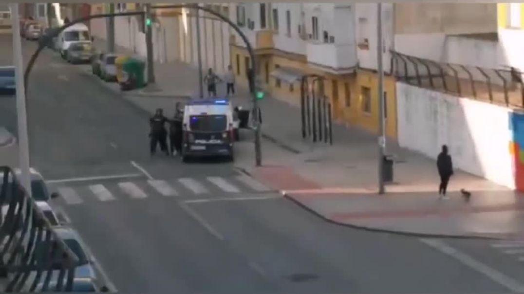 España TOP 10 de detenidos por salir a la calle en España.