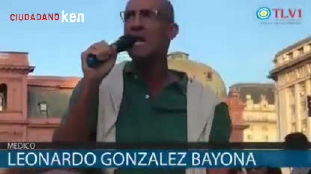 LEONARDO GONZÁLEZ BAYONA - BRAVO, BRAVÍSIMO - LA VERDAD DE UN BUEN MÉDICO