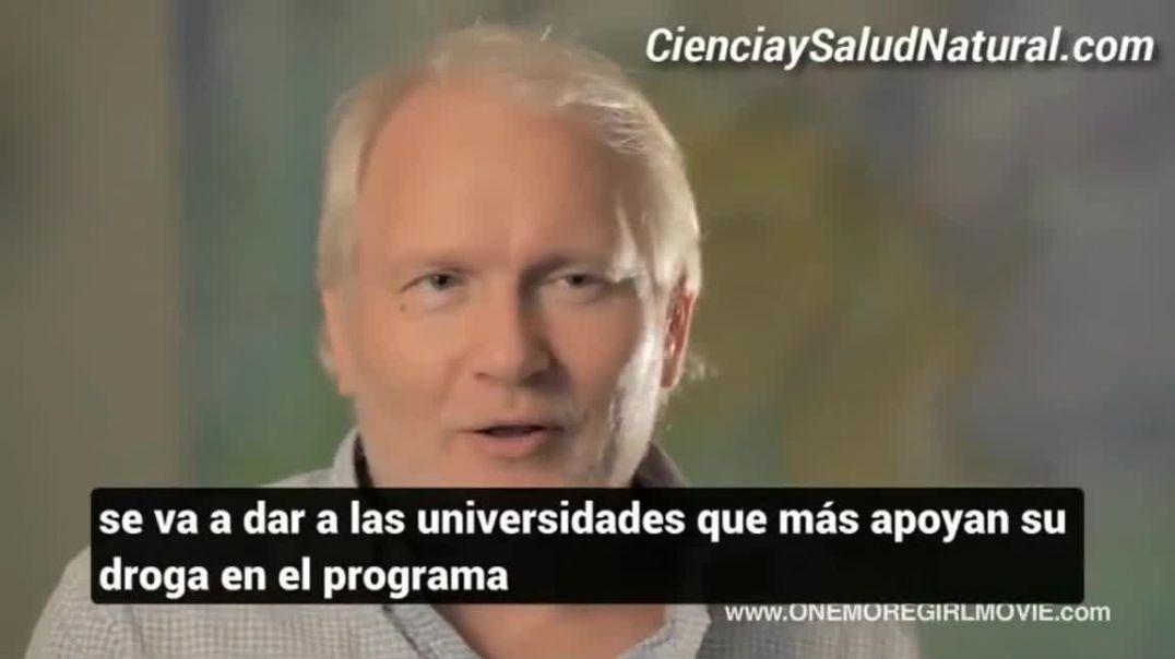 Influencia de los laboratorios en los gobiernos y en las universidades.