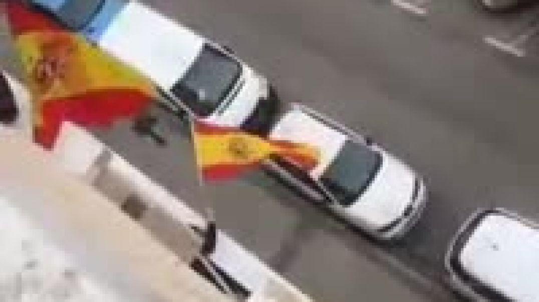España - ¡Hasta los huevos!