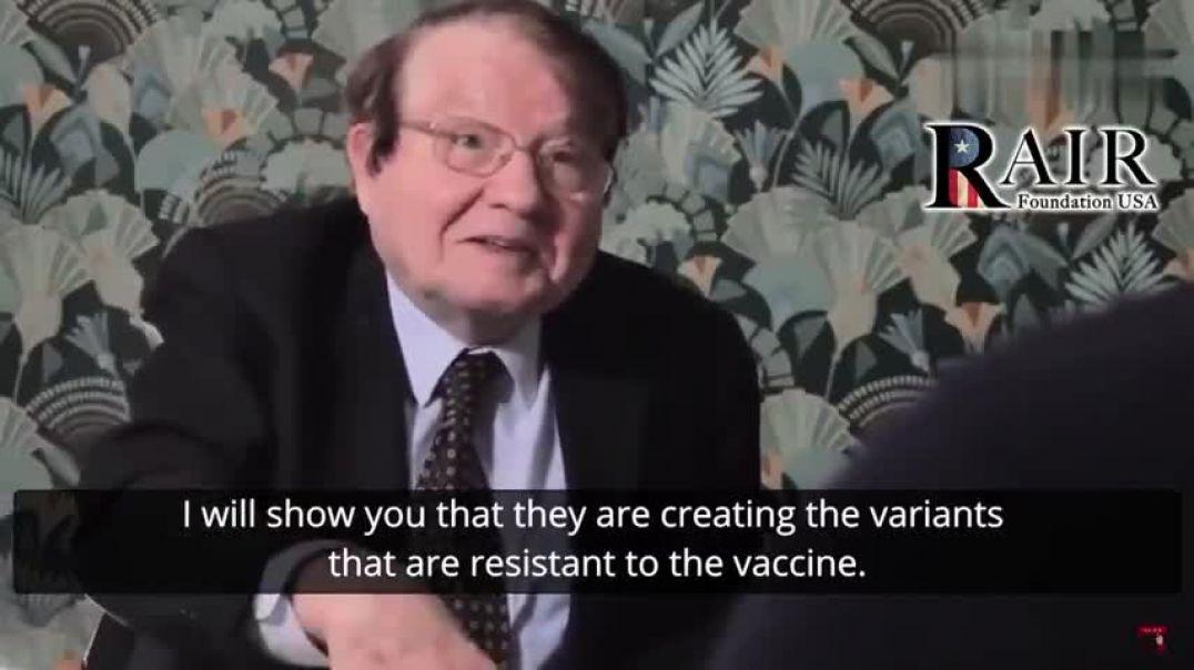 Las variantes son consecuencia de la vacuna. (INGLÉS)
