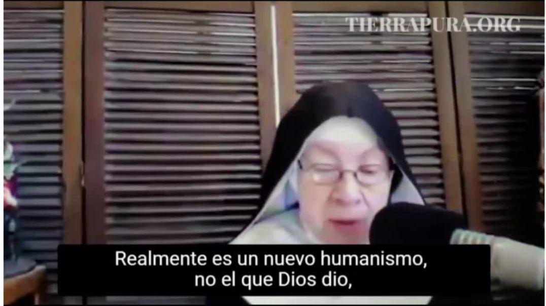 MONJA REVELA PLANES DEMONÍACOS DEL PAPA FRANCISCO