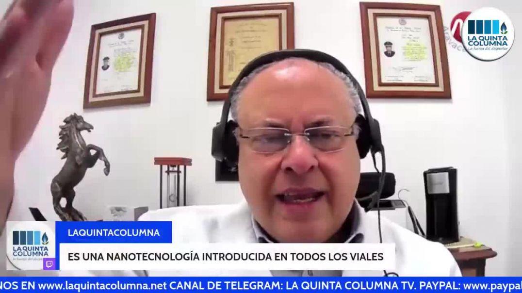 ESTÁN INYECTANDO NANOPARTÍCULAS DE GRAFENO - PROGRAMA 38 -