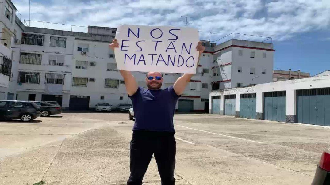 """PARTICIPA EN LA ACCIÓN DE CONSCIENCIA Y DESPERTAR DE LA QUINTA COLUMNA """"NOS ESTÁN MATANDO"""""""