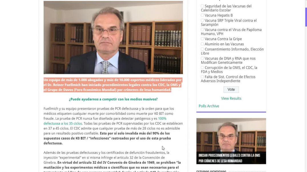 Procedimientos legales por violaciones del Código de Nuremberg