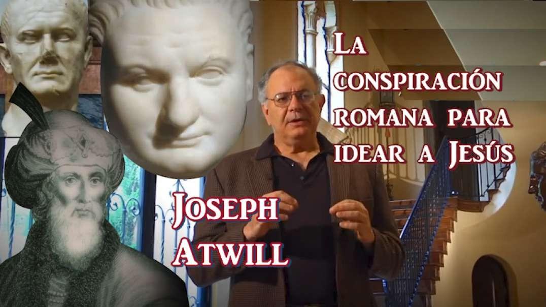 LA CONSPIRACIÓN ROMANA PARA IDEAR A JESÚS