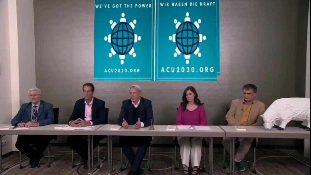 ACU. Doctores para la educación. 2ª Rueda de Prensa 2020
