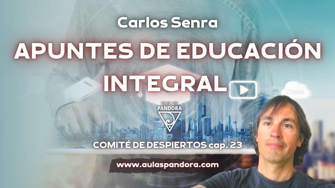 APUNTES DE EDUCACIÓN INTEGRAL - Comité de Despiertos cap