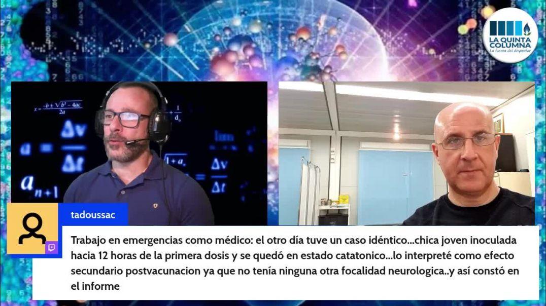 DIRECTO NOCTURNO DE LA QUINTA COLUMNA - PROGRAMA 35 - 27 MAYO 2.021