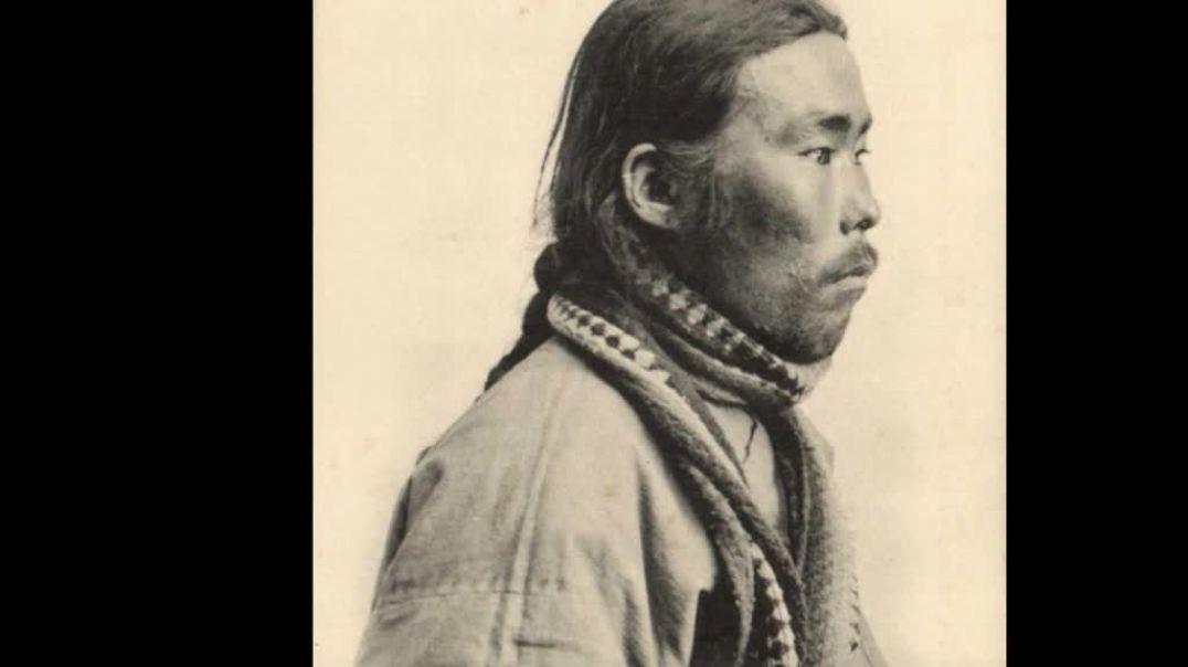Los Ainu  de Japón
