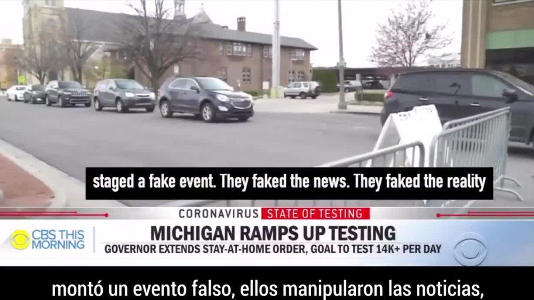 Manipulación de la CBS. Graban utilizando a falsos pacientes.
