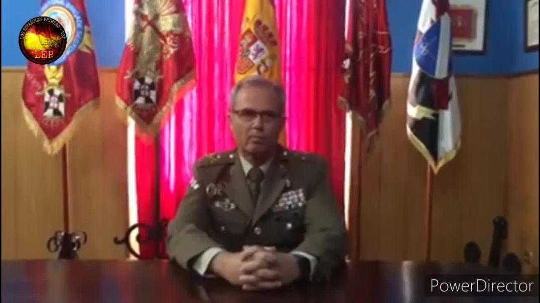 Comandante General de Ceuta felicita el Ramadán 2020.