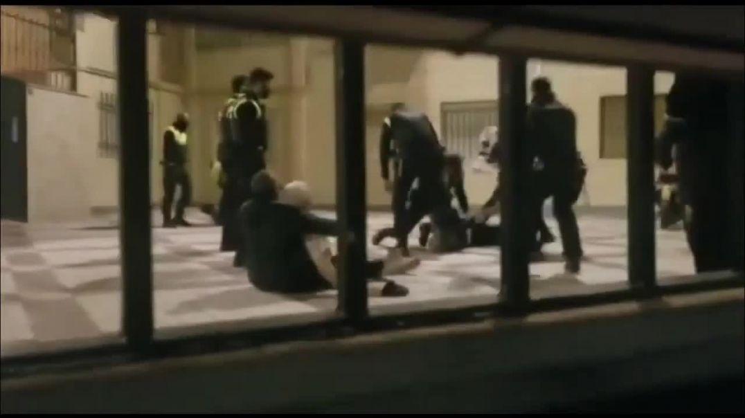 Abuso Policial en Málaga.