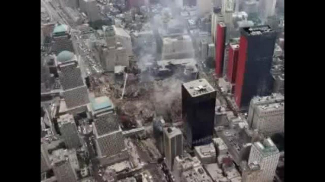 Reliquias del polvo 9-11 y armas de energía dirigida (DEW.). En inglés.