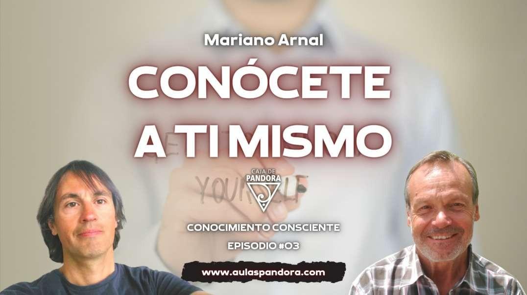 Fundación Aqua Maris - CONÓCETE A TI MISMO con Mariano Arnal
