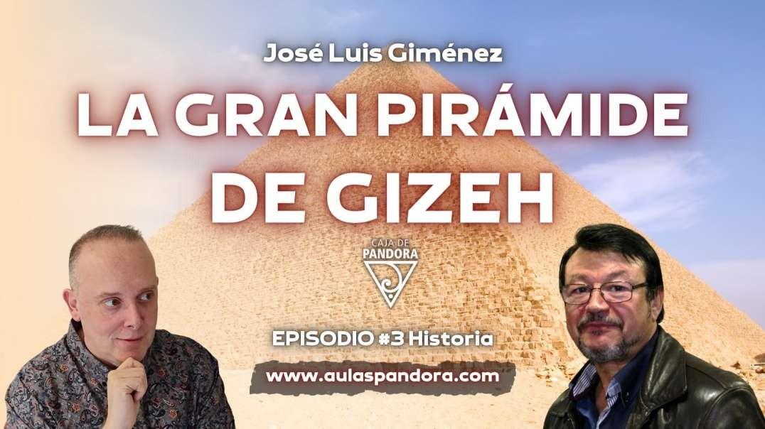 LA GRAN PIRÁMIDE DE GIZEH