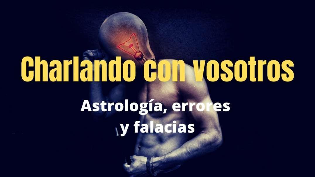 Astrología, errores y falacias
