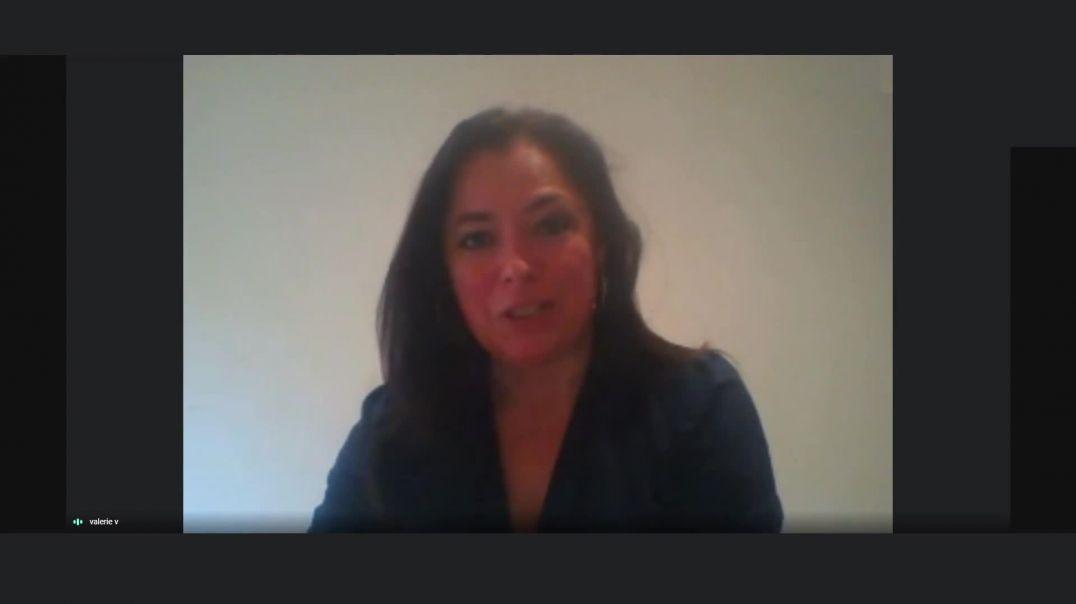 MADRID CONGRESO DEL 2 DE MAYO: FISCAL VALERIA FONTANET