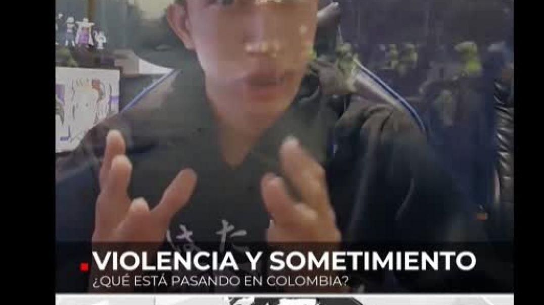 La verdad de Colombia que no verás en la TV.Testimonio de un YOUTUBER famoso de Colombia.