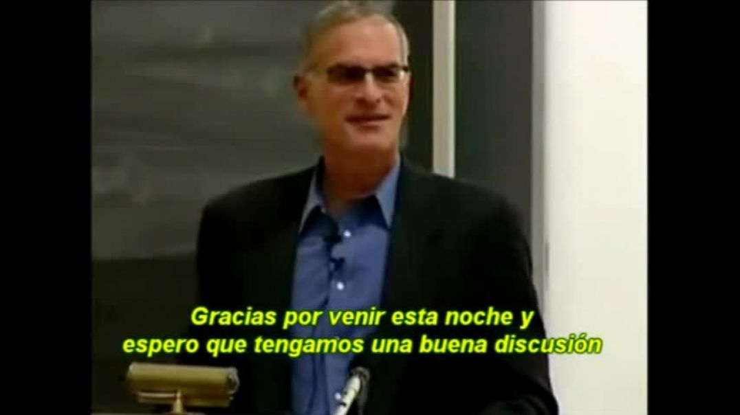 Norman Finkelstein - Conflicto judeo palestino. 2008