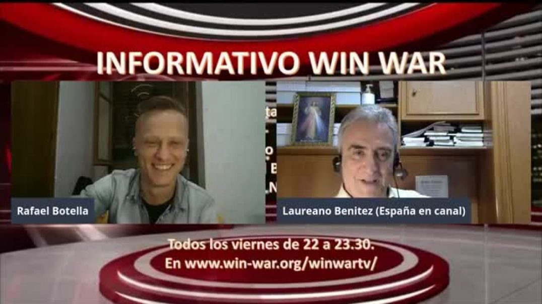 ⛔#2 Informativo Semanal Winwar Presentado por Laureano Benitez y Rafael Botella