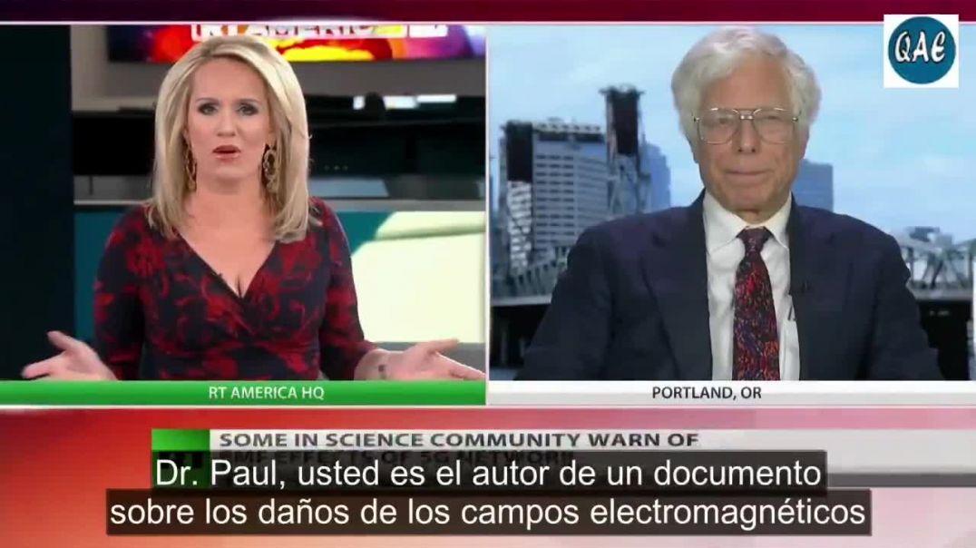 ANUNCIAN GENOCIDIO CON EL ENCENDIDO 5G ?