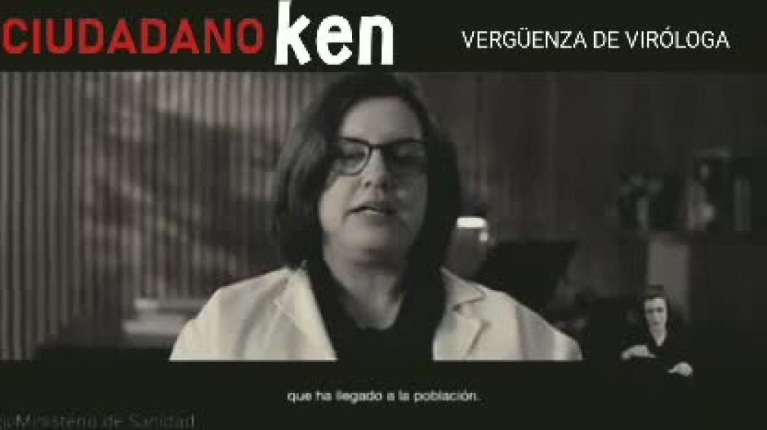 VERGÜENZA DE VIRÓLOGA - SONIA ZUÑIGA