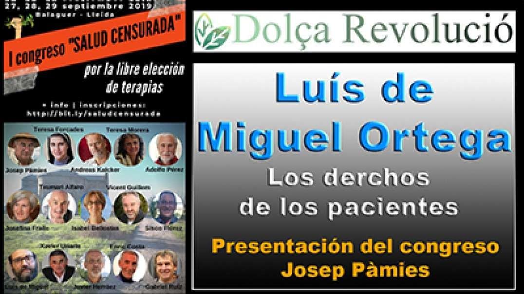 11  de 14 - Luís Miguel Ortega - Cngreso Super Censurado de SALUD CENSURADA