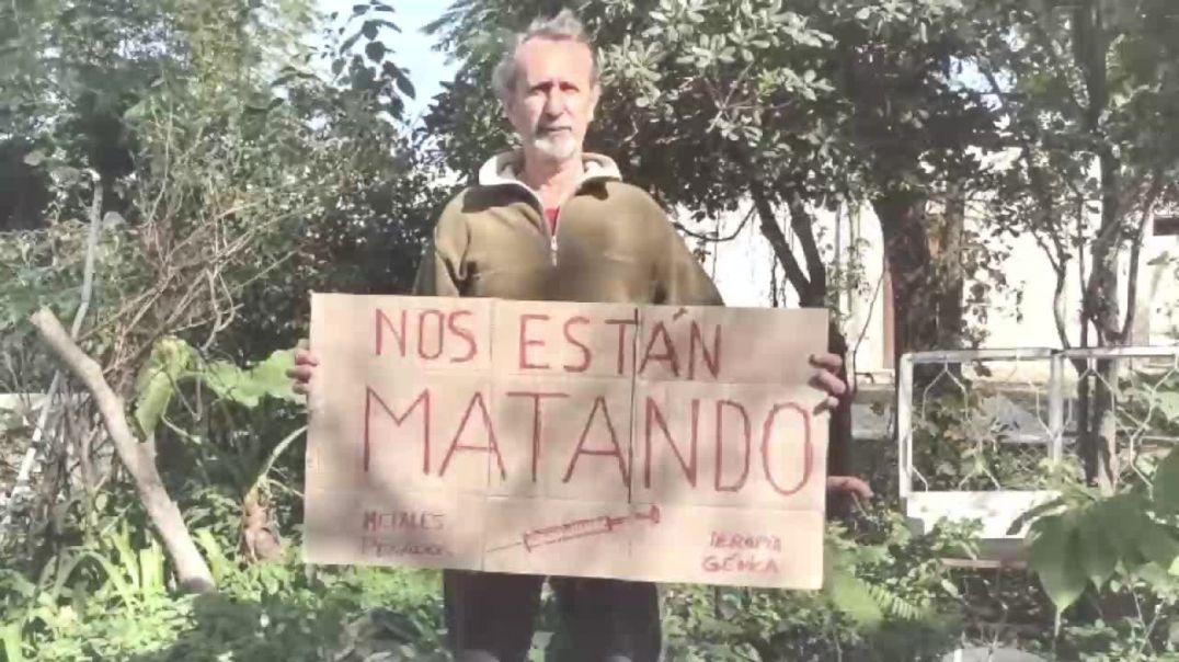 """NO SABEMOS COMO DECÍRTELO YA: """"NOS ESTÁN MATANDO"""""""