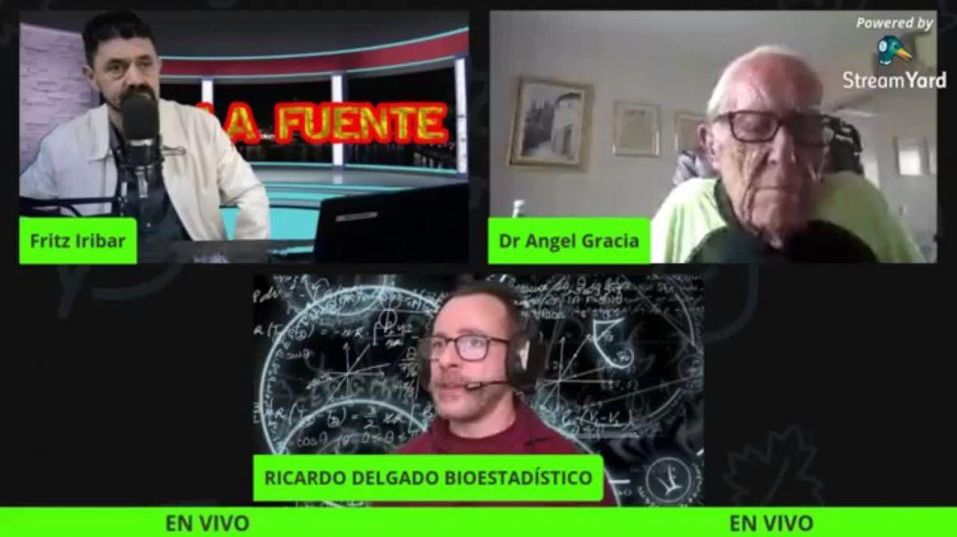 SITUACIÓN ACTUAL Y LAS BONDADES DEL AGUA DE MAR. DR. ÁNGEL GRACIA 9 DEMAYO 2.021