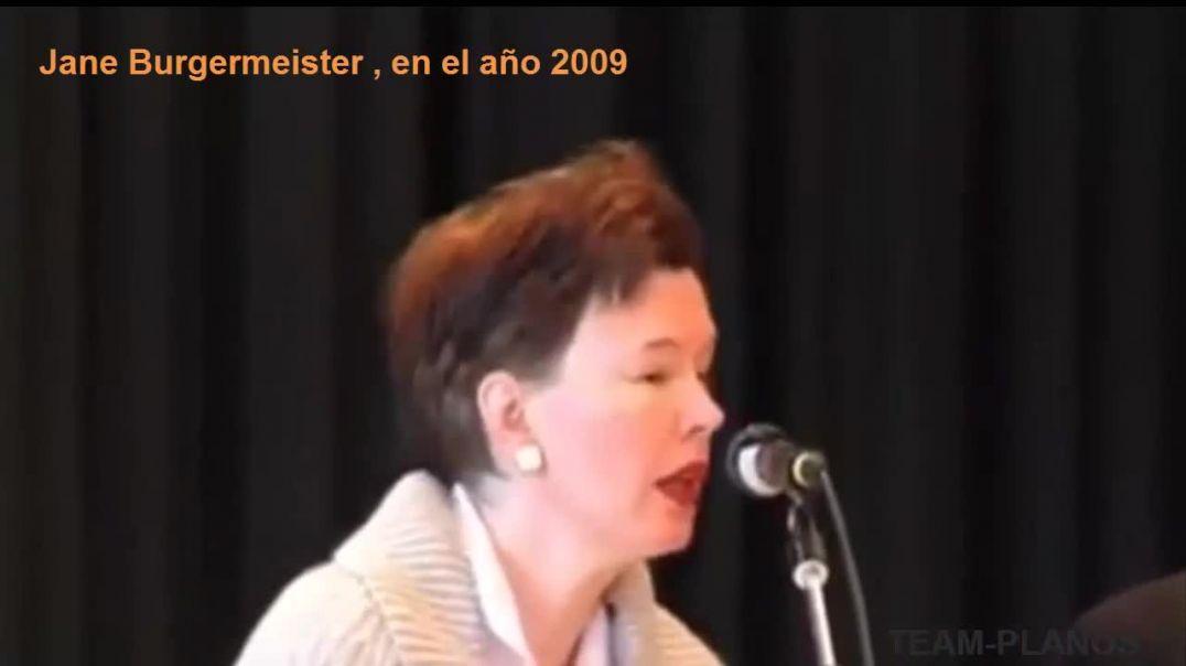 ESPLICACION DEL ESTADO PLANDEMICO ACTUALJane Burgermeister  en español año 2009(720P_HD)