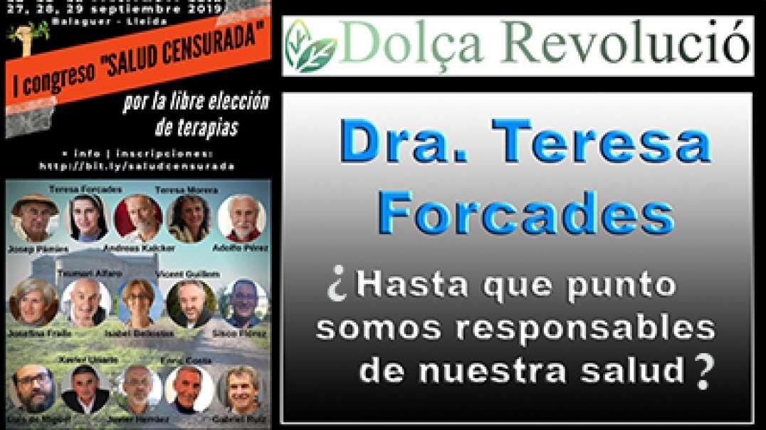 9  de 14 - Dra. Teresa Forcades - Congreso Súper Censurado de SALUD CENSURADA.