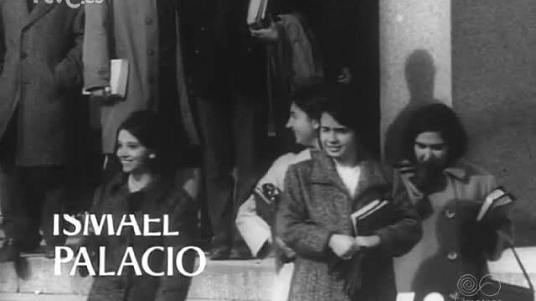 La mujer en la universidad en 1966.