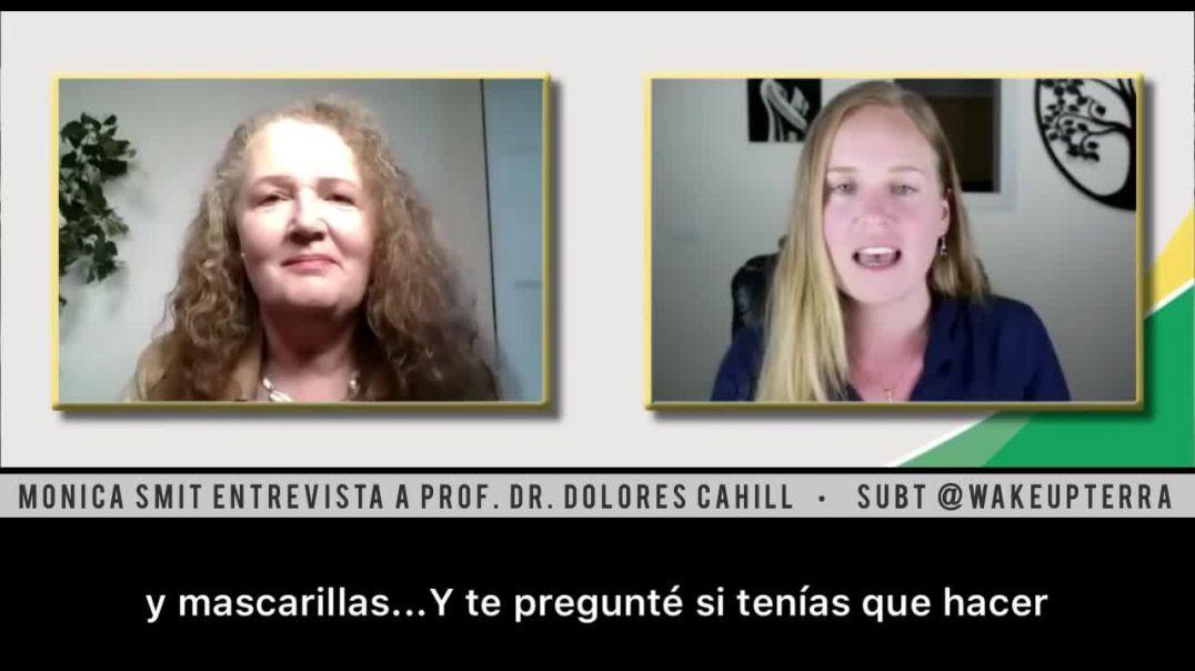 La Dra. DOLORES CAHILL explica cómo viajar sin mascarillas usando la #leynatural......me da que la v