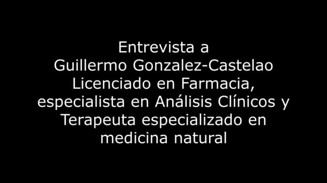 Entrevista a Guillermo Gonzalez-Castelao Licenciado en Farmacia, especialista en Análisis Clínicos